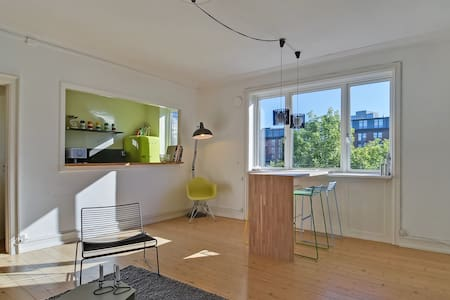 Perfectly located apartment - Appartement