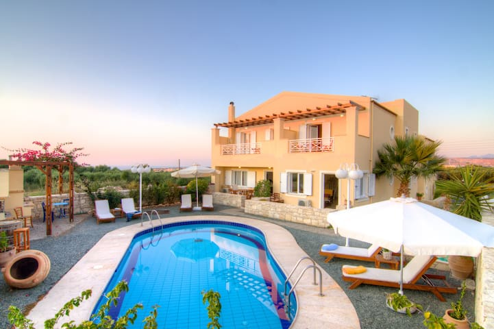 Arkadi Hills Estate, Villa Zeus - Rethimnon - Apartment
