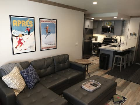 Perfect location, 1 bed + bunks, Newly remodeled.