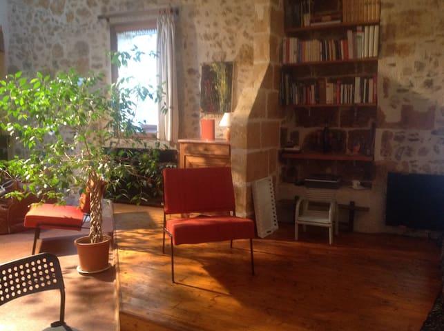 Loft de charme 48m2 Montpellier centre historique - Montpellier - Loft