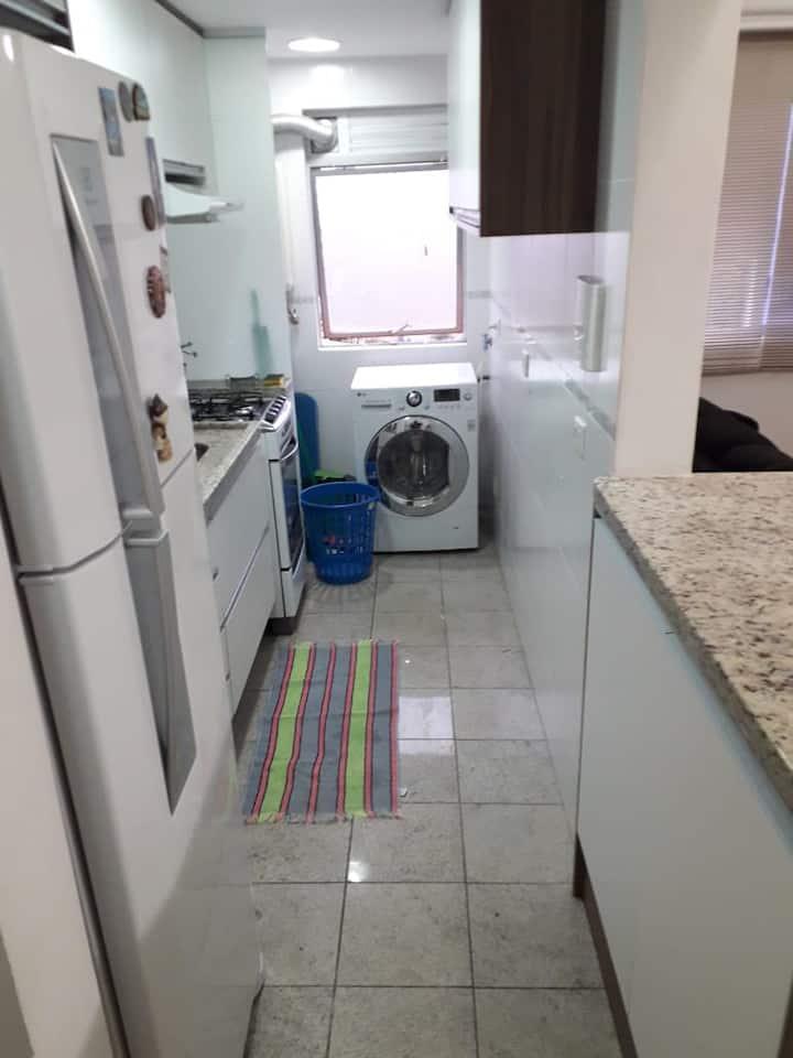 Aconchegante apartamento regiao central curitiba
