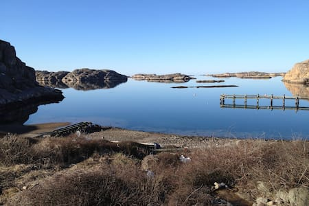"Bohuslän ""one of the last great wildernesses"" - Tanum V"
