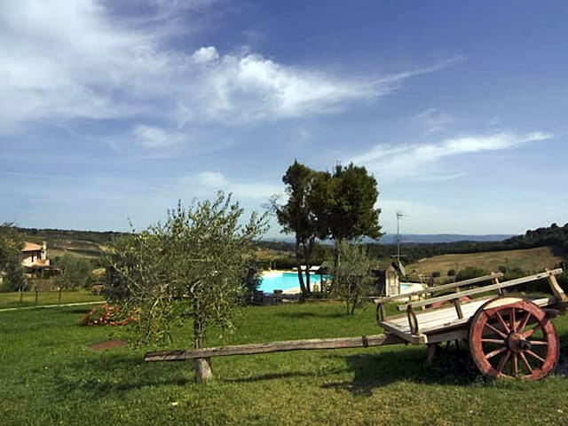 Beautiful Apartment Mariano 7416.3 - San Gimignano - Appartement