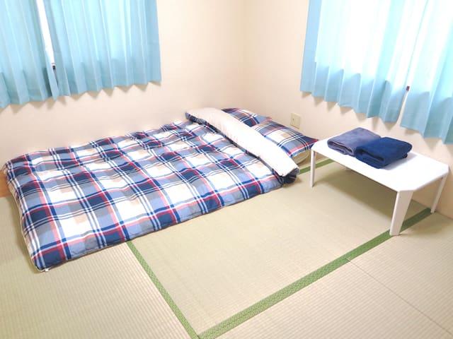 Cozy Japanese room close to shinjuku & Ikebukuro