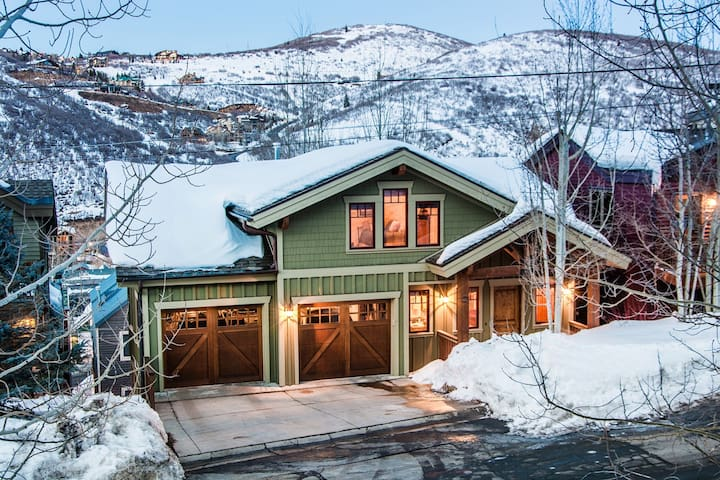 Perfect Ski Vacation Home, Steps to PC Resort - Park City - Maison