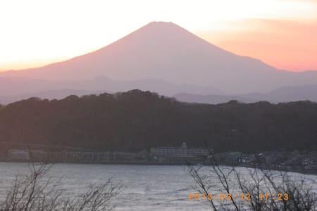 Nice view - Zushi  kotubo  - House