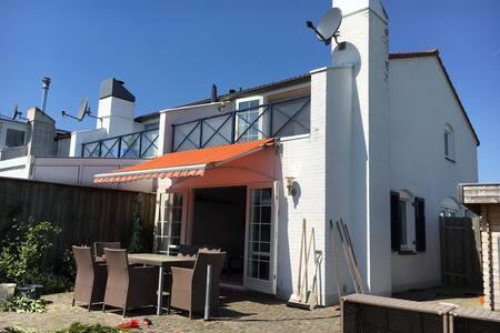 Doppelhaushälfte Marina Oolderhuusk - Roermond - Haus