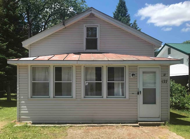 Moose Riverfront Bungalow  3BR  Home Old Forge NY