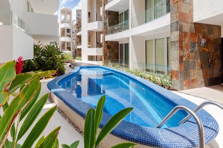 Nice & Spacious Apartment very close to the Beach