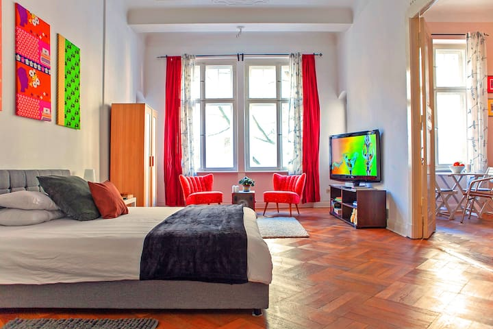 Very chic apartment right at Kufürstendamm! - Berlin - Daire