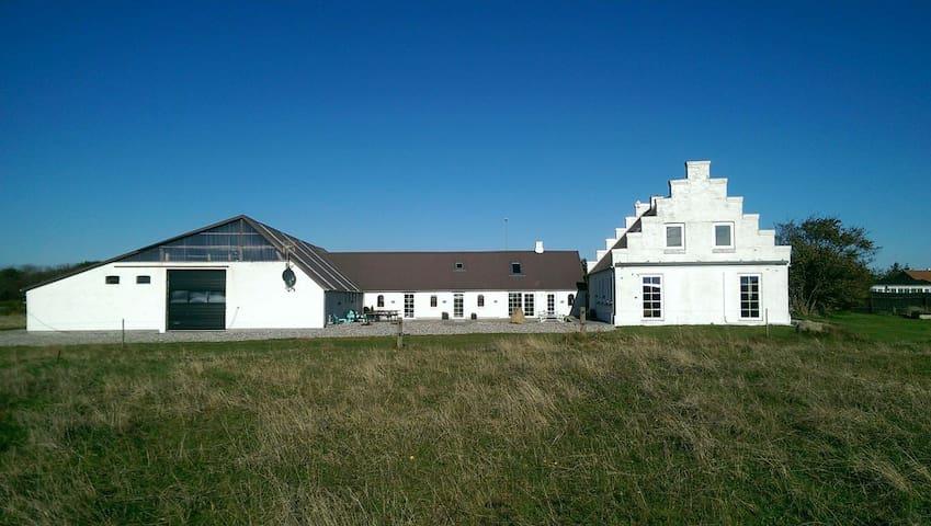 SURF HOUSE Sundgaarden - Thyholm - Dom