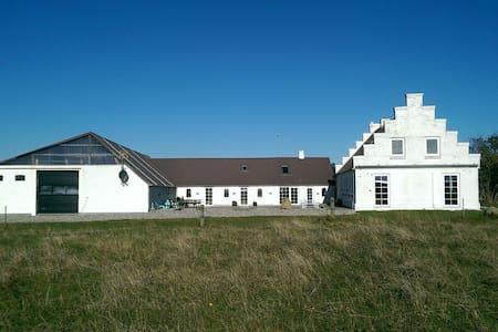 SURF HOUSE Sundgaarden - Thyholm - Rumah