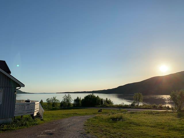 Simonstrand , Botn-fjordens perle