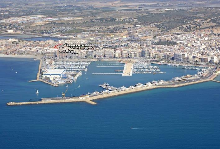 Location Maison Santa-Pola Alicante 6 personnes
