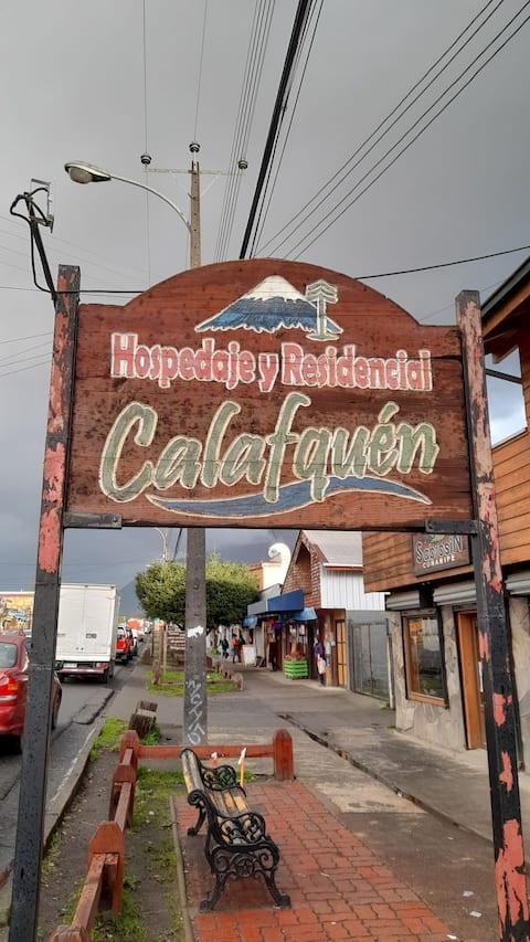 Hospedaje Calafquén, Coñaripe