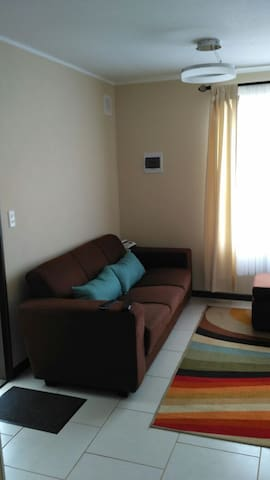 Casa nueva, buena locomoción al centro de Temuco. - Padre las Casas - House