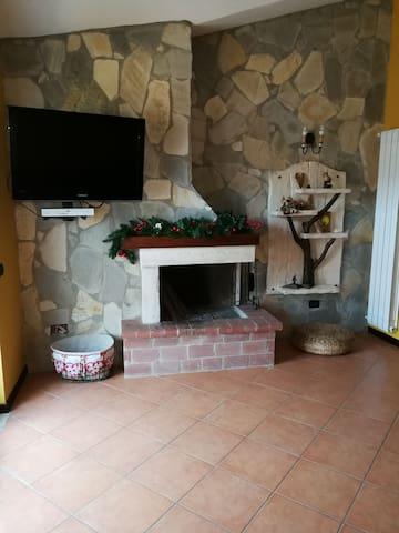 """""""A Casa di Gio'"""".... vicino Roccaraso"""