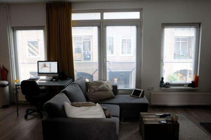 Mooi Appartement bruisend Ginneken (Centrum Breda) - Breda - Wohnung