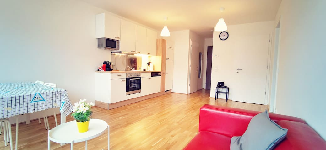 Apartment U1 Kagran ,VIC, shoppingmall