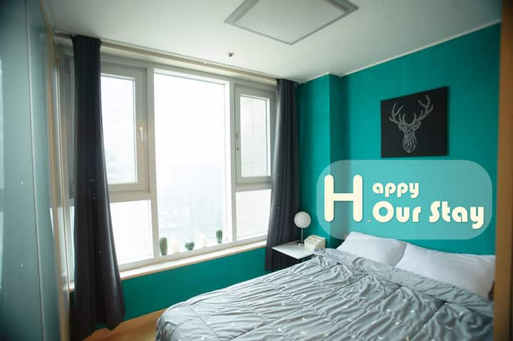 [H.Our Stay 2] Super close to Seoul&hongdae stn!!!