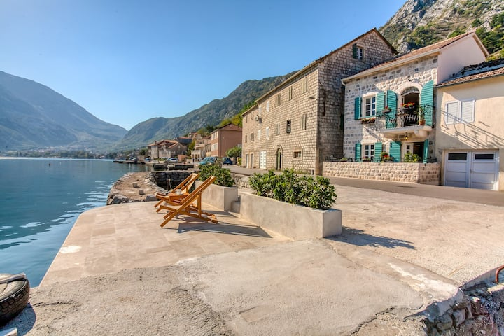 Kotor - Stone House by the Sea