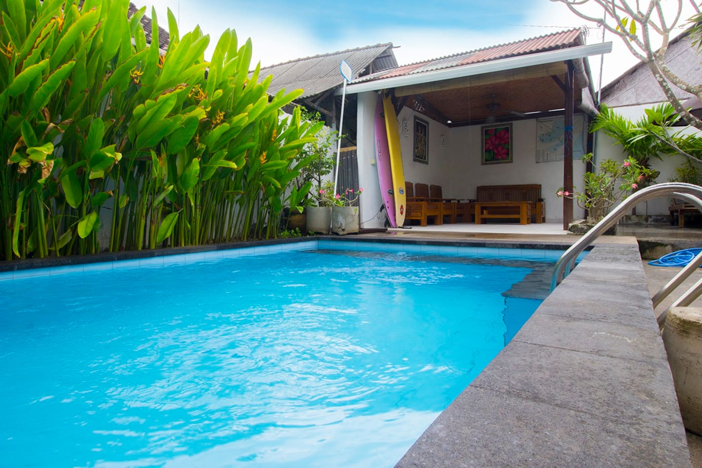 Pool for our guests