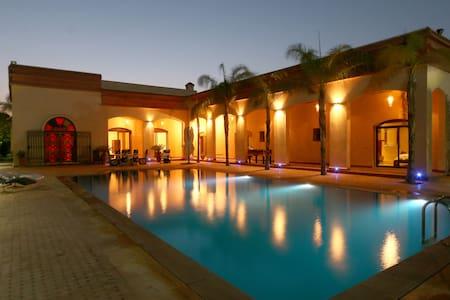 Maison d'hôte Océania - Marràqueix - Casa