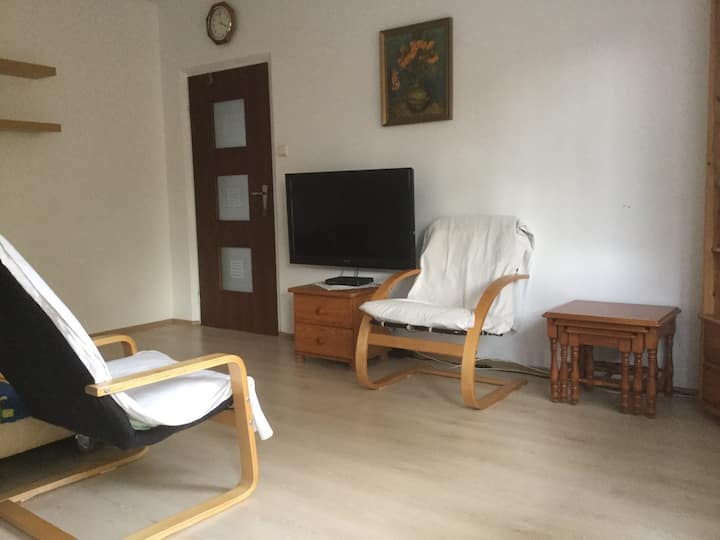 Studio Flat nice quiet location Prawobrzeże Kijewo