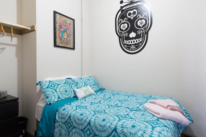 The Sugar Skull Room