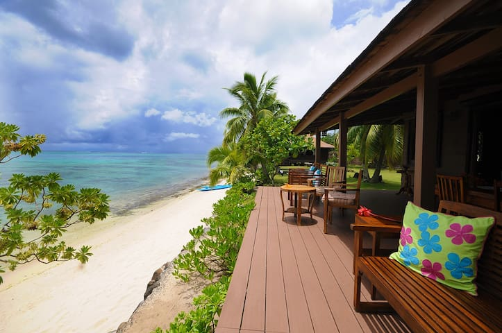Villa Haapiti Beach by ENJOY VILLAS ( 4 Pax ) - Mo'orea - 別荘