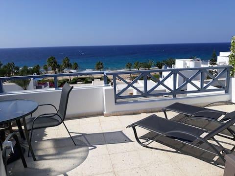 Плажна къща Пафос