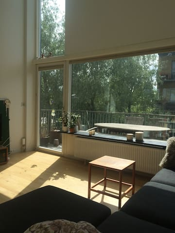 Sunny family-friendly apartment - Roskilde - Leilighet