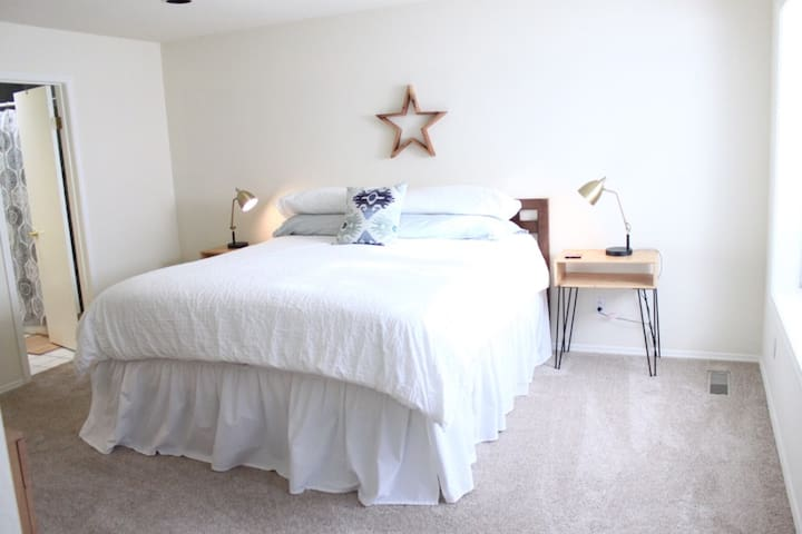 Charming Private Guest Suite Near Old Town