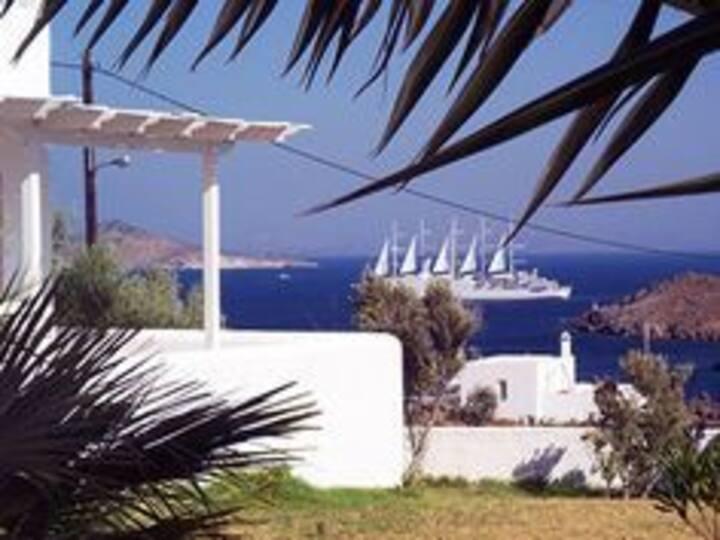 Patmos  Elite House