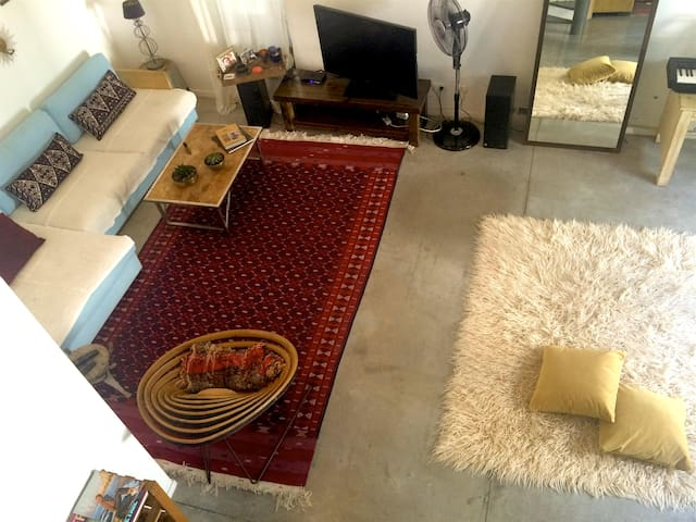 beautiful loft in Jaffa - Tel Aviv-Yafo - Loft