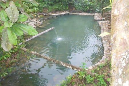 Hotspring Manu (Shintuya)