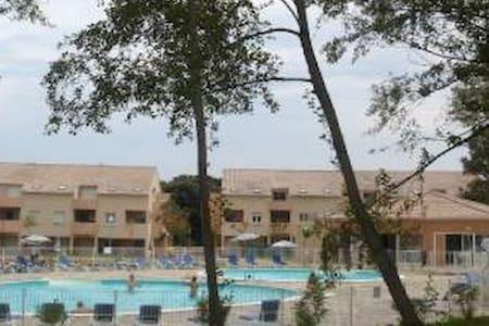 Super apt T2 climatisé avec piscine/mer prix promo - Santa-Maria-Poggio - Apartment