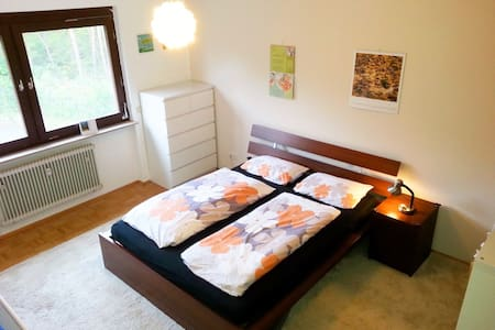 Large Room with free parking - Griesheim
