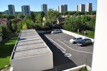 boxes et parking