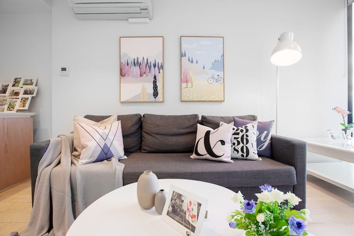 MH06 # Lovely apartment in Melbourne CBD-1B1B