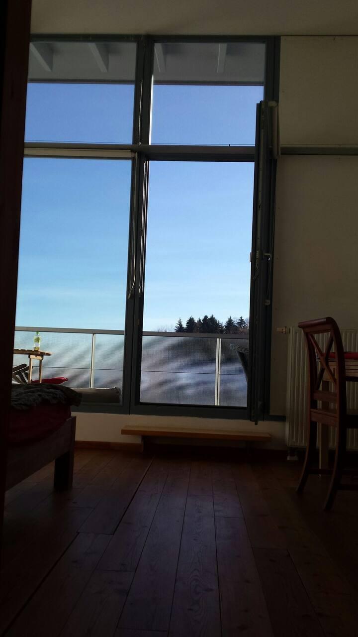 Offene Räume am Starnberger See