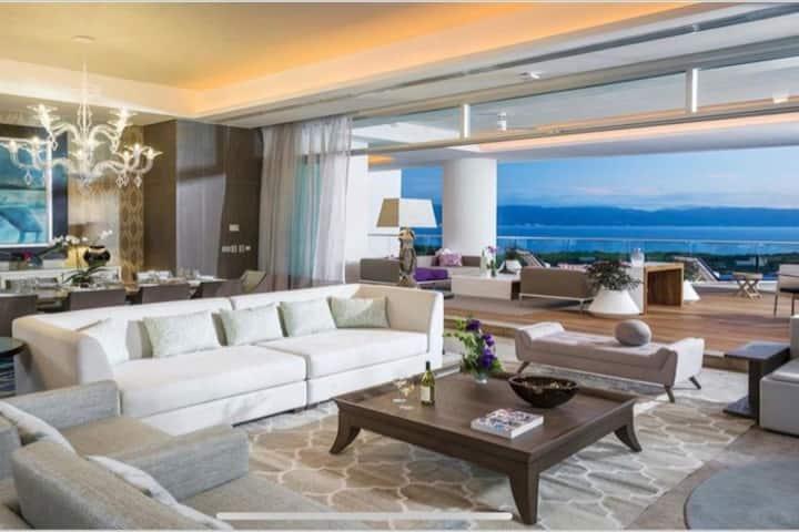 4BR grand luxxe residence Nuevo Vallarta HolyWeek