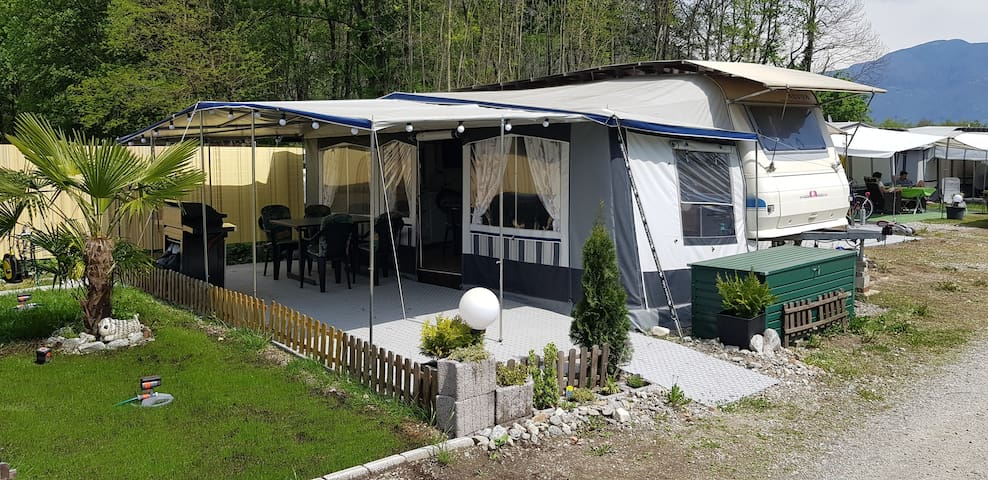 ALW Caravan Holiday(Adria)