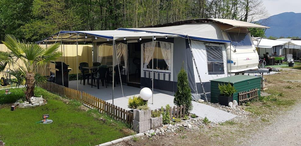 ALW Caravan Holiday(Adria)