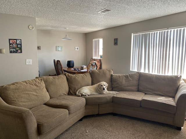 Cozy small apartment