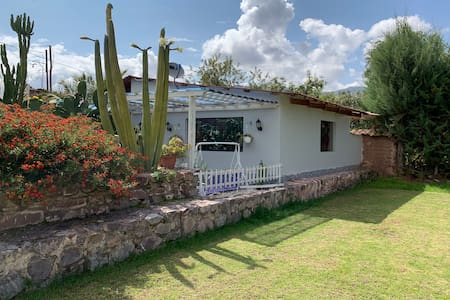 Acogedora casa en el Valle Sagrado Urubamba