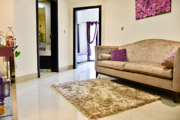 Luxury Arabic apartment in Jumeira Village Circle