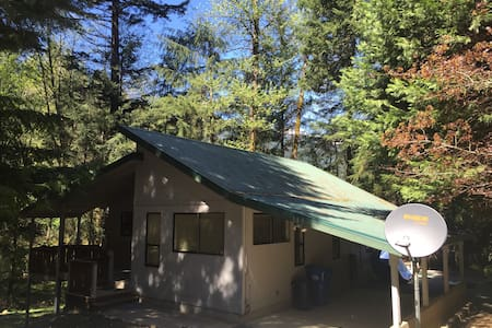 Cozy w/ Dry Sauna, Satellite Wifi, & Pool Access - Packwood