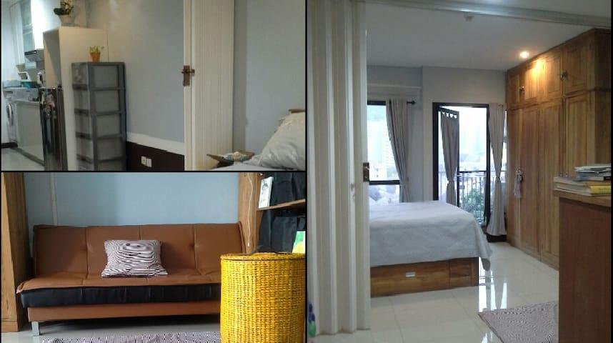 1 BR Apartemen Tamansari Semanggi  for Rent