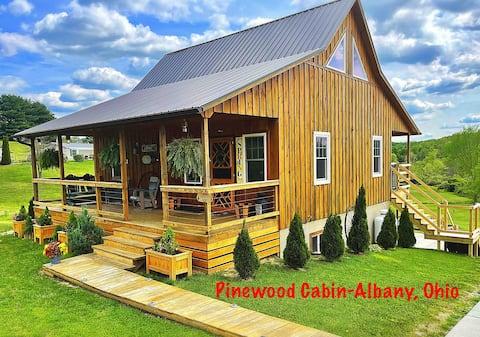Cabin-Ohio U,Hocking Hills, Windy9 & Baileys Trail